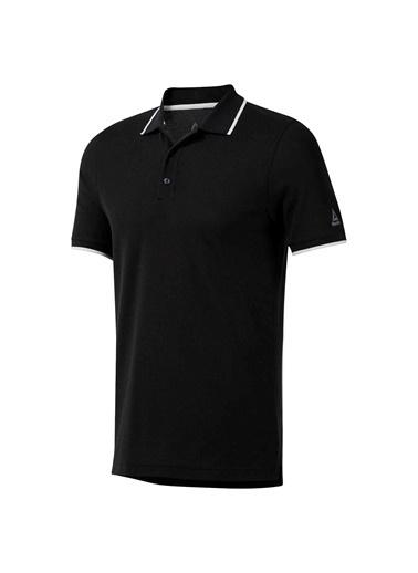 Reebok Traınıng Essentıals Polo Tışört Siyah